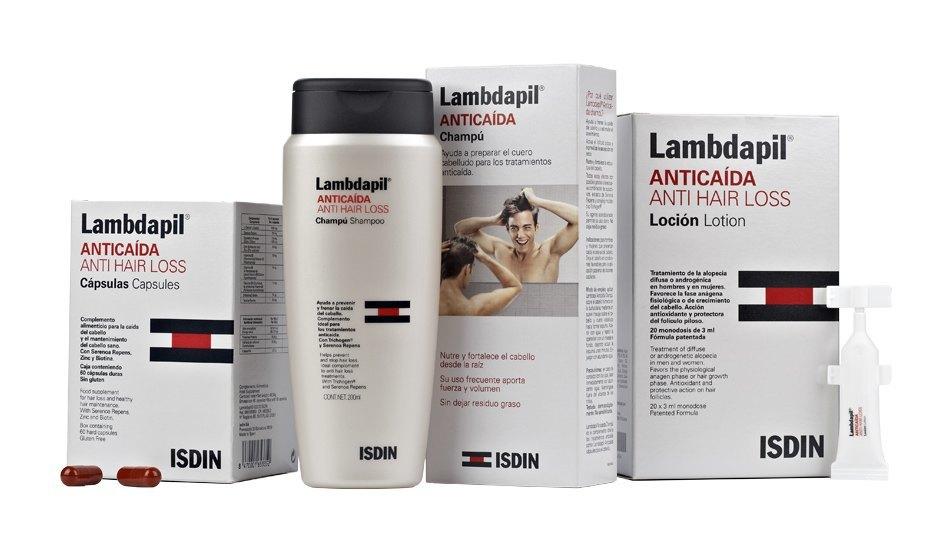Isdin anticaída - Lambdapil