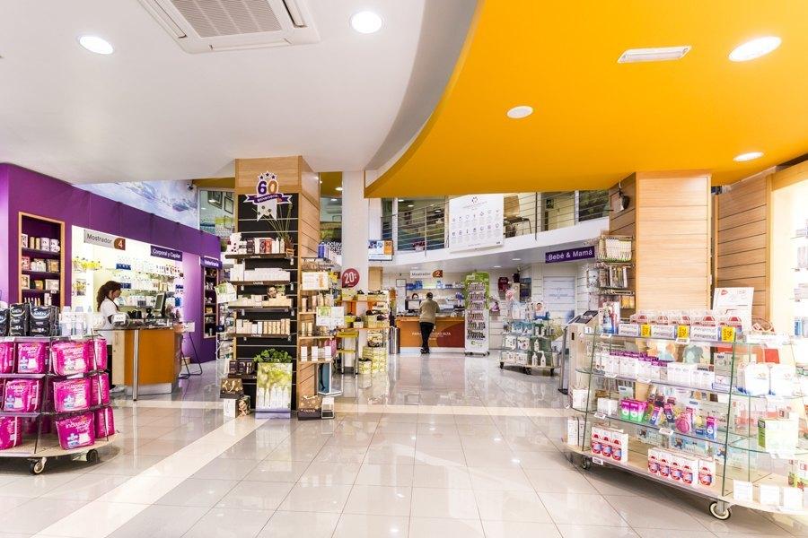 Farmacia Ciudad Alta