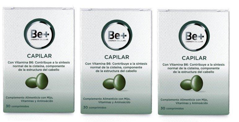 be+ capilar - Farmacia Ciudad Alta
