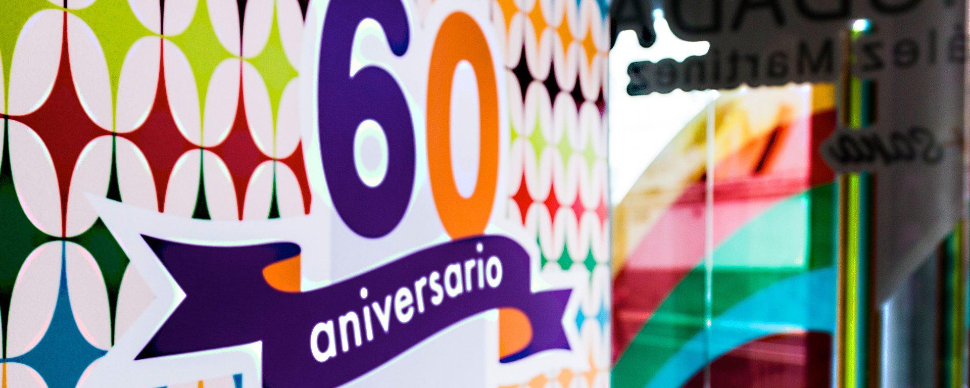 60 aniversario Farmacia Ciudad Alta