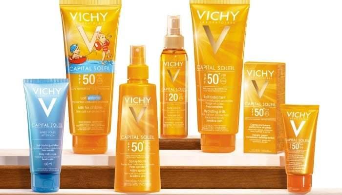 Protectores Solares Vichy