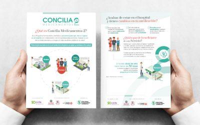 Concilia medicamentos también en Farmacia Ciudad Alta