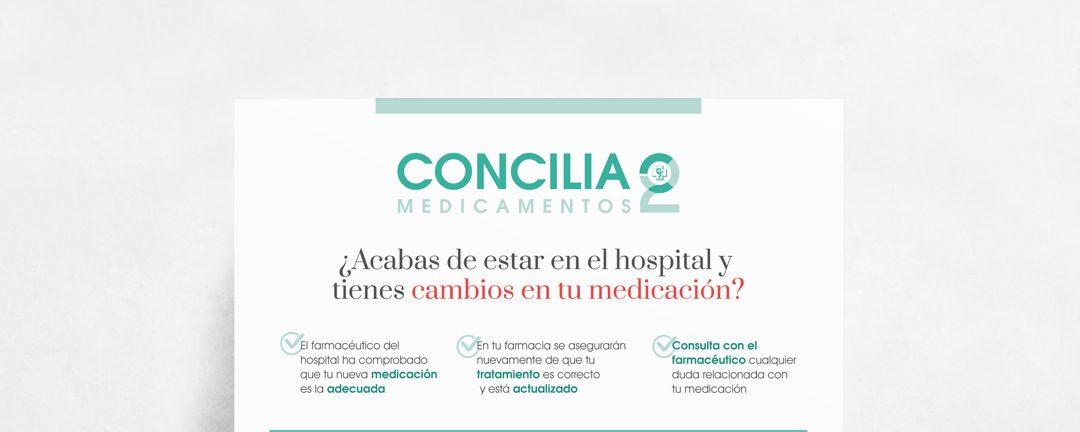 Concilia medicamentos 2 Farmacia Ciudad Alta