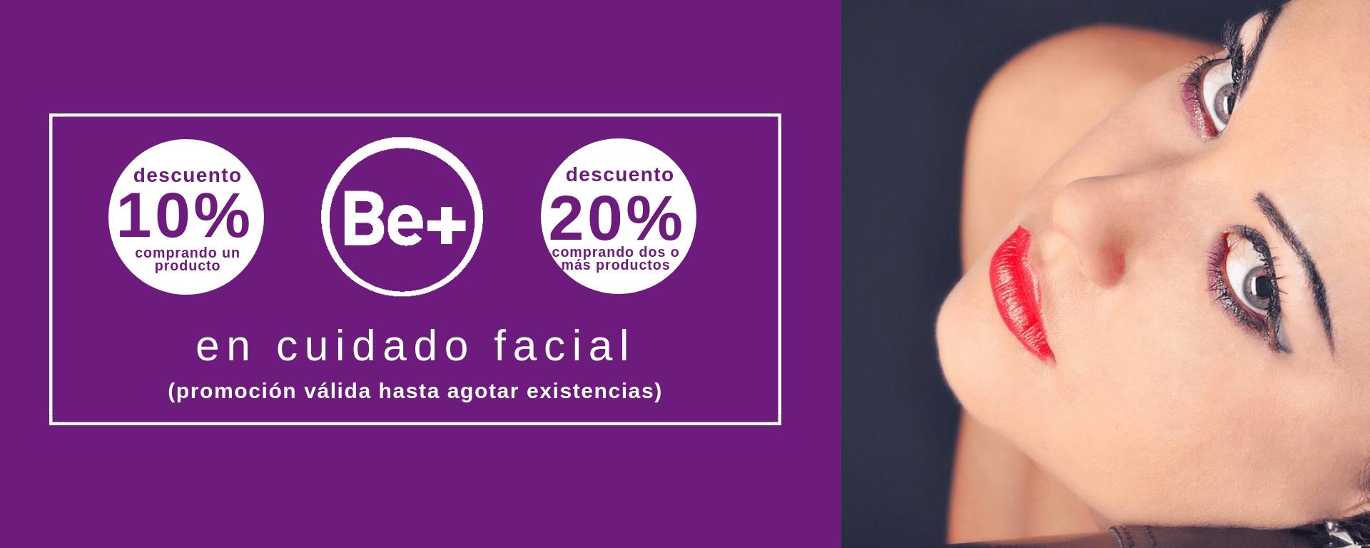 Descuento cuidado facial - Farmacia Ciudad Alta