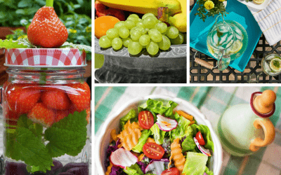Ideas sanas y nutritivas para la vuelta al cole