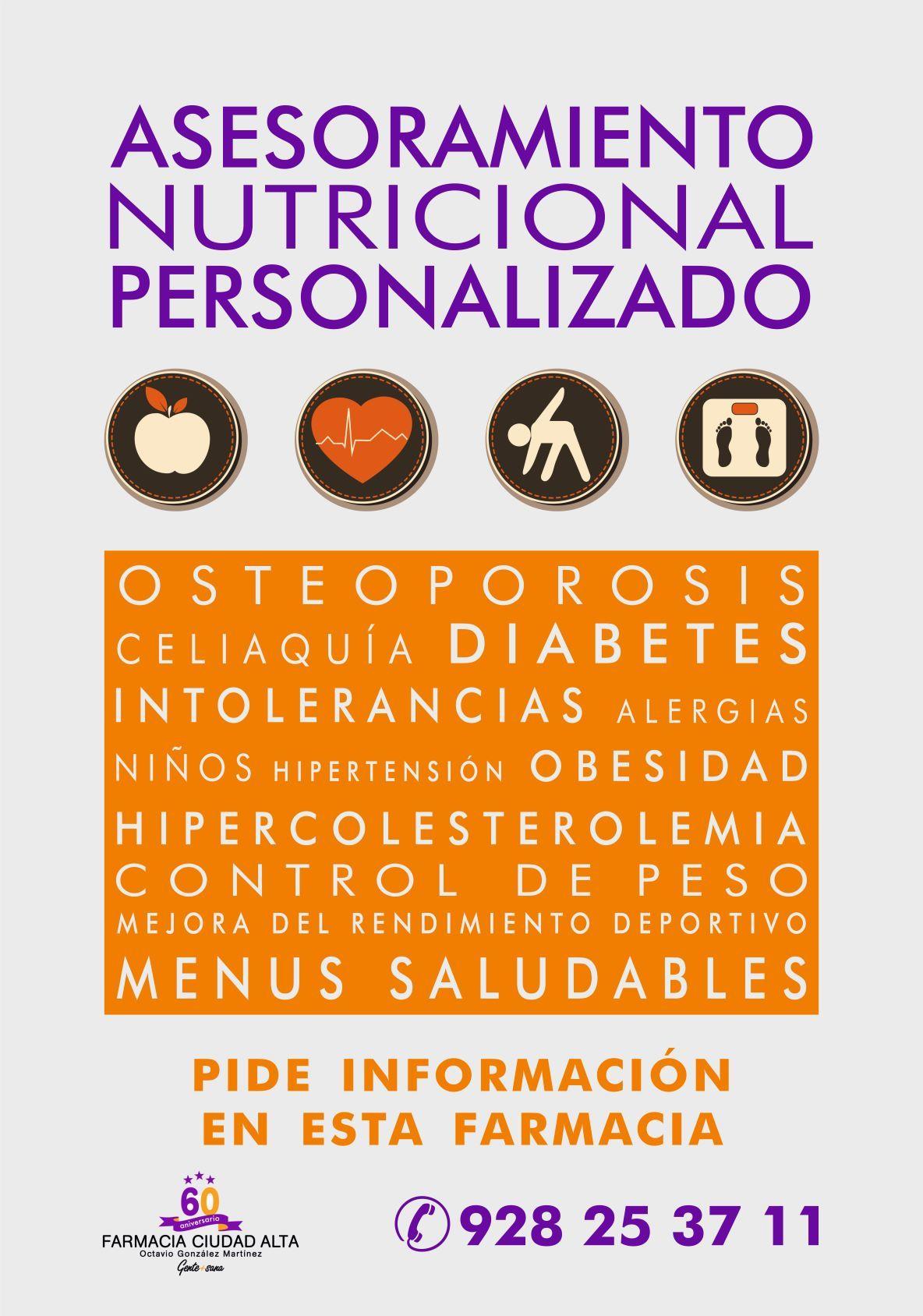 Nutricionista Farmacia Ciudad Alta