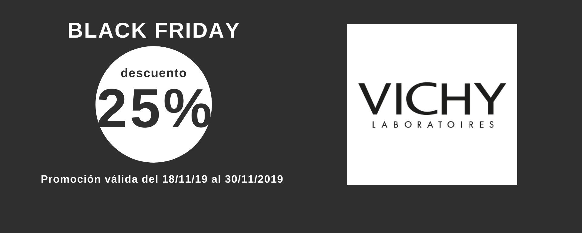 Vichy - BlackFriday - Farmacia Ciudad Alta