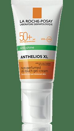 La Roche-Posay Anthelios Anti-brillos Crema SPF 50+ - Protectores Solares