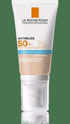 La Roche-Posay Anthelios Crema Hidratante Color SPF 50 + - Protectores Solares