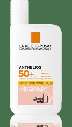 La Roche-Posay Anthelios FLUIDO COLOR SPF50+ - Protectores Solares