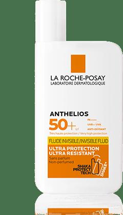 La Roche-Posay Anthelios FLUIDO INVISIBLE SPF50+ - Protectores Solares