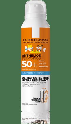 La Roche-Posay Dermo Pedriatrics Spray Aerosol - Protectores Solares