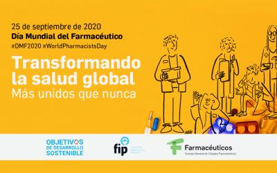 Día Mundial del Farmacéutico – 25 de septiembre
