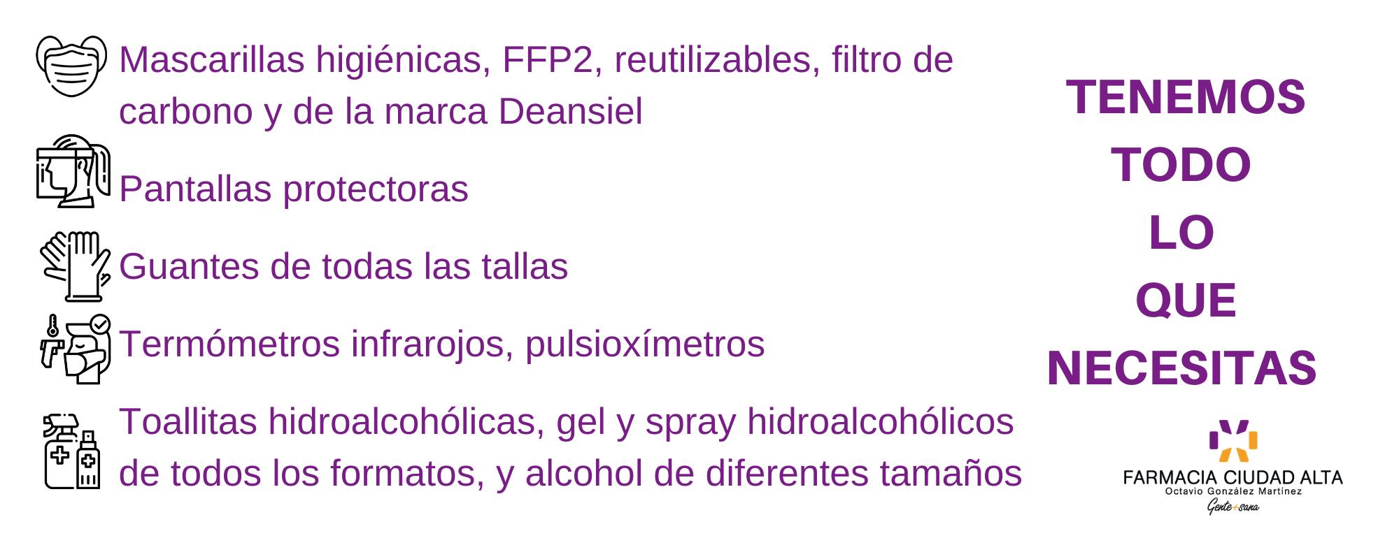 2000 x 800 - Banner Farmacia Ciudad Alta mascarillas COVID-19