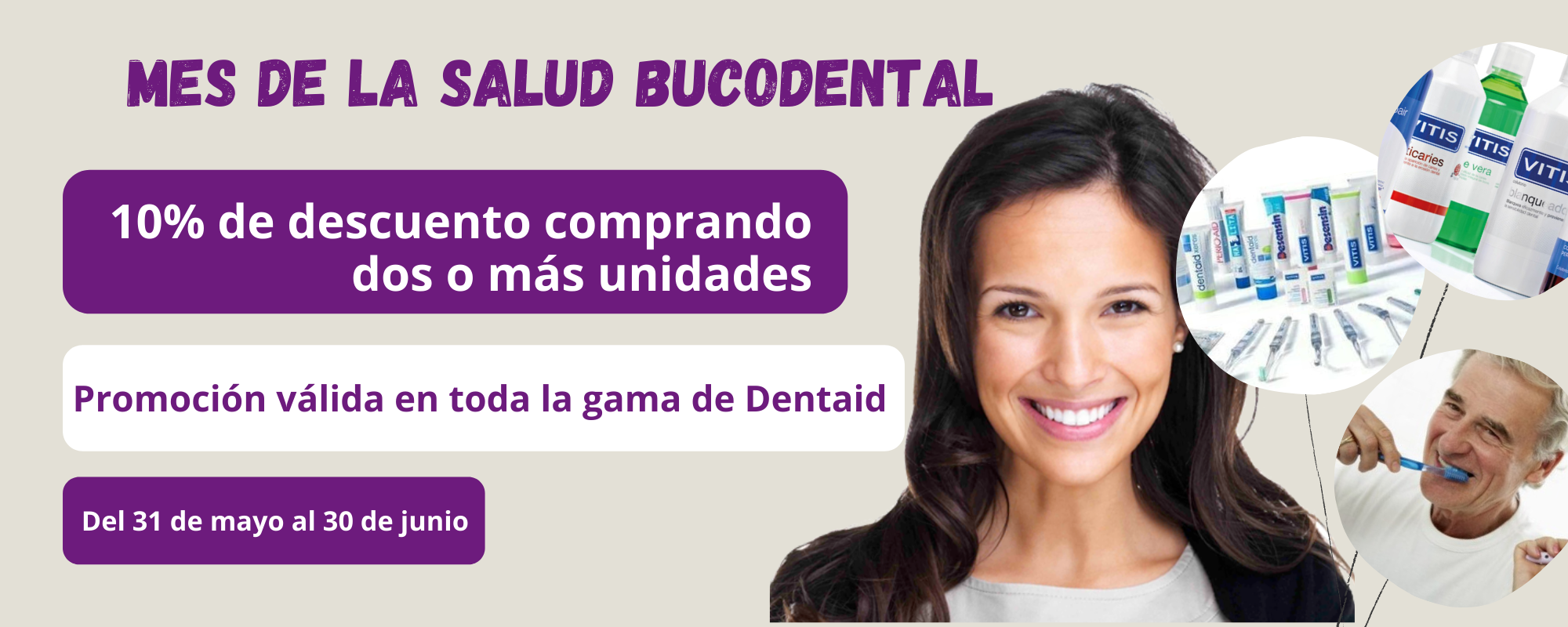 Dentaid - Banner Farmacia Ciudad Alta