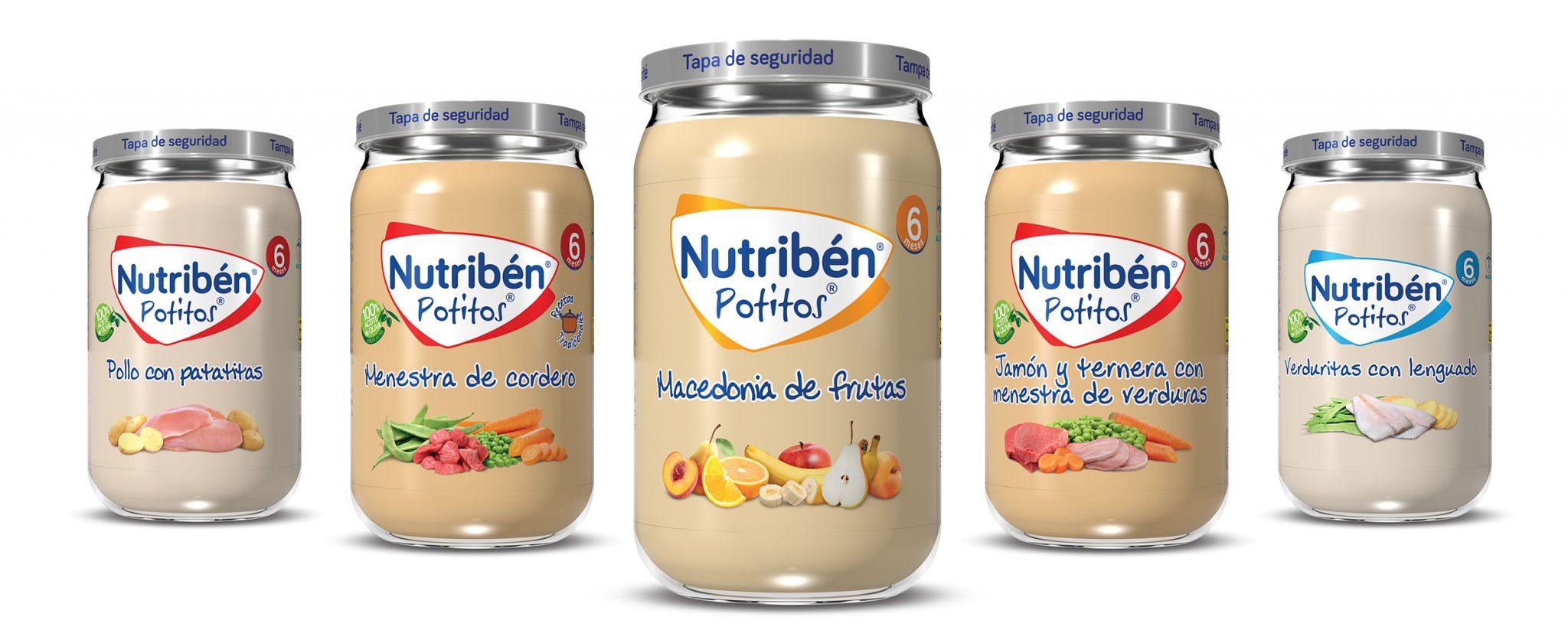 Potitos nutribén y Farmacia Ciudad Alta
