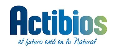 Logo Actibios en Farmacia Ciudad Alta